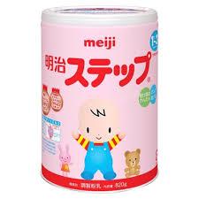 Sữa Meji số 9 (1-3 tuổi)