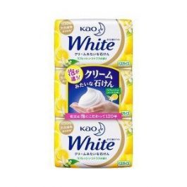KAO-  xà phòng White Tinh chất tự nhiên