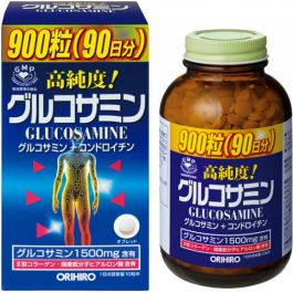 Thuốc Glucosamin Orihiro 1500mg Nhật