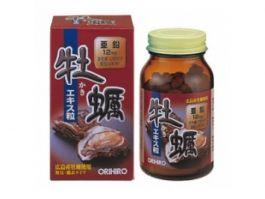 Tinh chất hàu tươi Orihiro Nhật Bản 120v