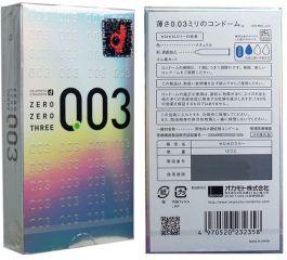Bao cao su Japan 0.03