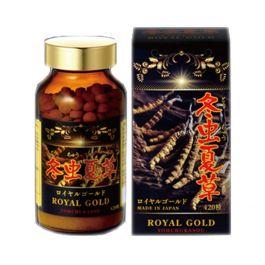 Đông trùng hạ thảo Nhật Bản Royal Gold 420 viên