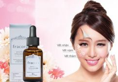 Fracora white enrich – tinh chất serum Nhau thai Nhật Bản