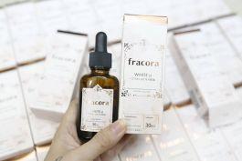 Tinh chất nhau thai Fracora White'st Placenta Extract 30ml