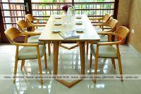 Bộ bàn ghế Praha N