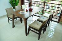 bộ bàn ăn Kudo N2- 6 ghế