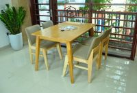 Bộ bàn ăn Kudo N4