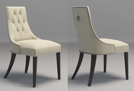 Ghế Ritz Dining Chair (Chavel)