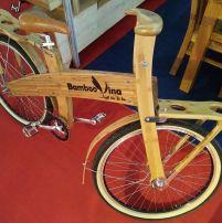 Xe đạp tre