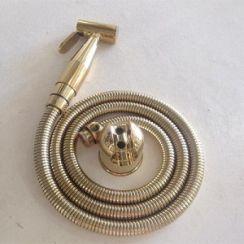Vòi xịt vệ sinh Cleanmax mầu vàng VX68