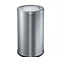 Thùng rác inox nắp lật ECO119