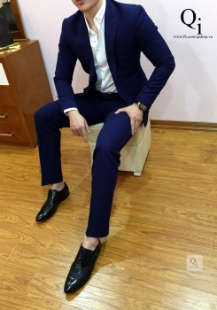 Suit Crazim Xanh Than Đậm