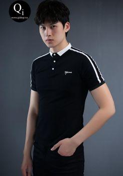 Áo phông 6098 đen