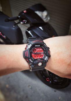 Đồng hồ Skylab 5209 Red