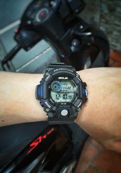 Đồng hồ Skylab 5209 Blue