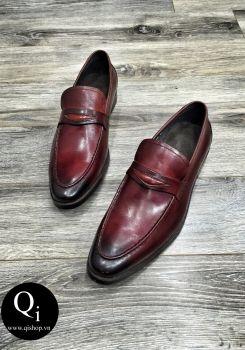 Giày da CRAZIM DH129-006 nâu
