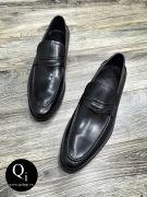 Giày da CRAZIM DH129-006 Đen
