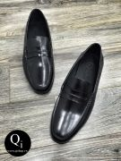 Giày da CRAZIM E709-2 đen