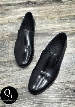 Giày da CRAZIM E9040-8 đen