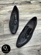 Giày da CRAZIM A09 đen