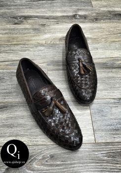 Giày da CRAZIM K239A3 nâu