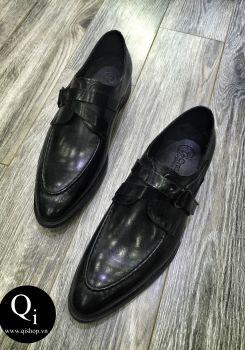 Giày da CRAZIM DH621-008 đen