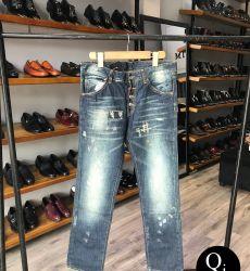 Quần jeans đính khuy 555