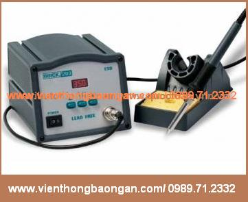 Quick 203H Lead Free Soldering Station