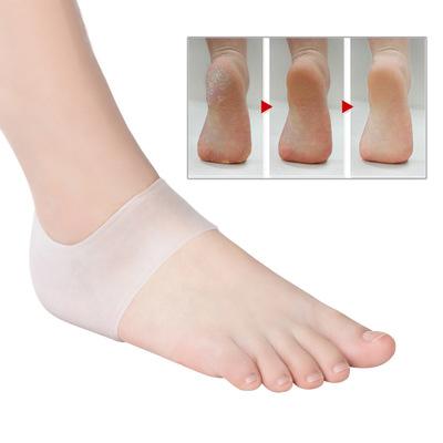 Combo 2 miếng silicon bảo vệ gót chân