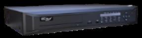 Đầu ghi hình TVI chuẩn  1080p TVI7208