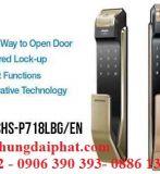 Khóa Samsung SHS-P718LBG/EN
