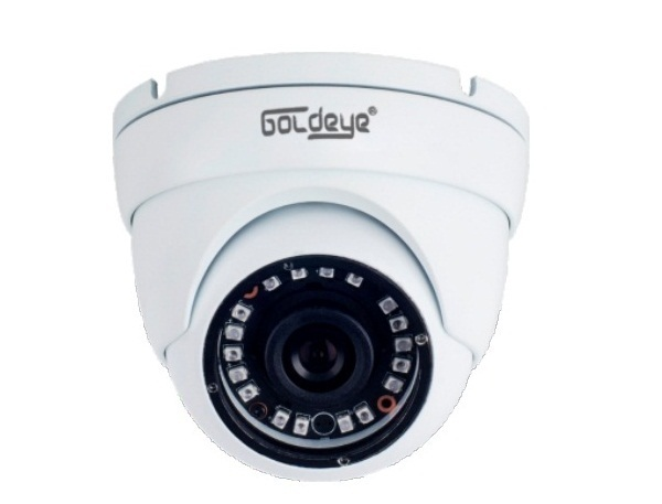 Camera IP Dome  4.0 Megapixel Goldeye NSD574-IR
