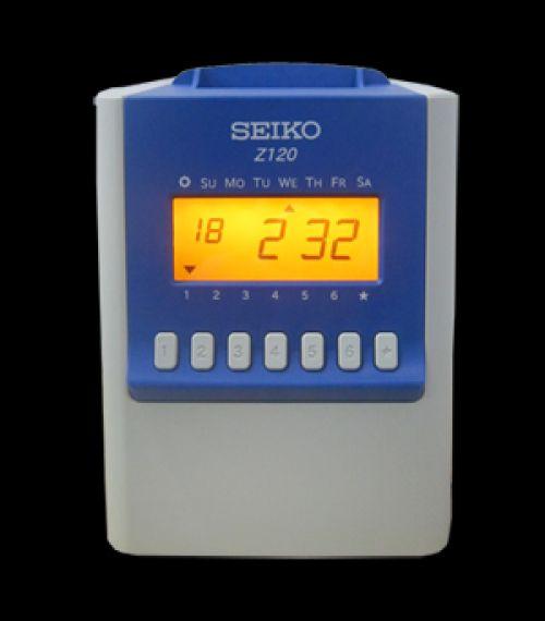 Máy chấm công bằng thẻ giấy Seiko Z120