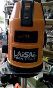 Máy cân bằng tia Laser LAISAI LS606JS