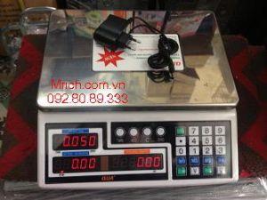 Cân điện tử siêu thị QUA 810 30kg/5g