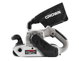 Máy chà nhám băng CROWN CT13200