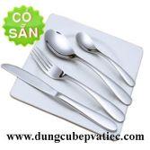 Bộ dao muỗng nĩa ăn cao cấp 01