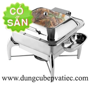 Nồi buffet inox Oblong CF62293AT