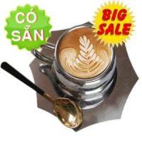 Ly cafe inox ly trà inox cao cấp