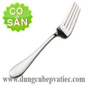 Nĩa inox cán dài 220mmm