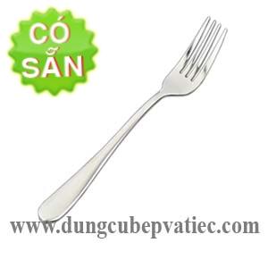 Nĩa ăn inox cao cấp 185mm