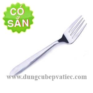 Nĩa inox ăn chính 205mm