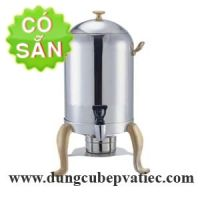 Bình inox hâm nóng cafe 10L