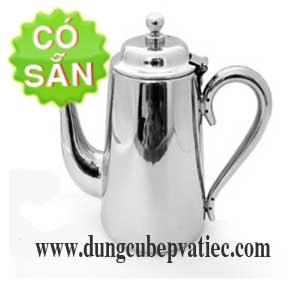Ấm trà inox TC001