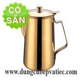 Bình trà, bình cafe mạ vàng TC802