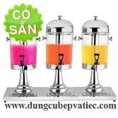 Bình giữ lạnh nước trái cây 3 bình giá rẻ FB-JVS-3403