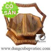 Khay đựng bánh mứt tết bằng gỗ cao cấp KG2-30-DK