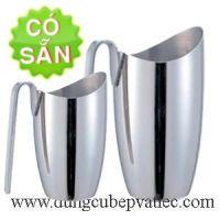Ca inox kiểu nhật 250 - 350 - 500 ml