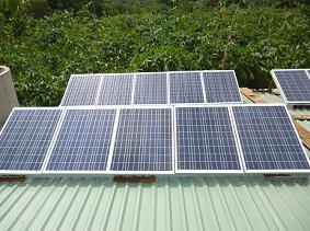 Dự án bơm nước NLMT nhà chùa - Vũng tàu