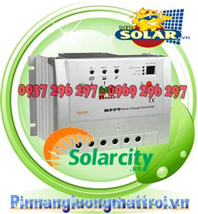 Controller Solar Charger MPPT40A 48v Auto